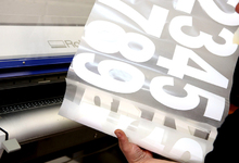 Printing'O –  Lettrage véhicule